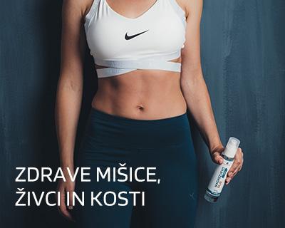 Zdrave mišice, živci in kosti